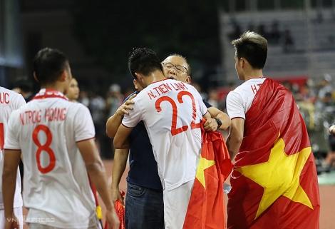 HLV Park: 'Bí quyết vô địch là Tinh thần Việt Nam'