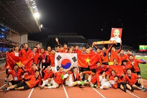 Thủ tướng mở tiệc mừng đội tuyển U22 Việt Nam giành HCV SEA Games 30