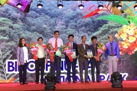 VQG Lò Gò-Xa Mát được vinh danh Vườn di sản ASEAN