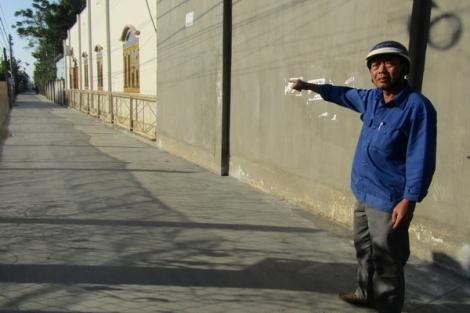 Ấp Bình Long: Người dân đóng góp tiền xây dựng hạ tầng giao thông