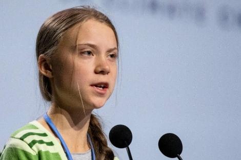 'Nhân vật của năm' Thunberg kêu gọi các nước hành động thực chất chống biến đổi khí hậu