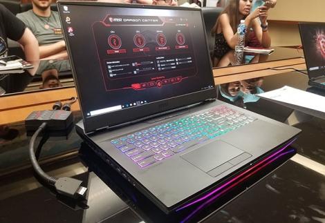 Laptop chơi game 'khủng' nhất 2019