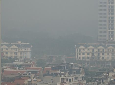 Không khí Hà Nội liên tục ở mức 'rất xấu'