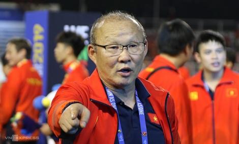 HLV Park không nghĩ tới việc dẫn dắt đội tuyển nào khác