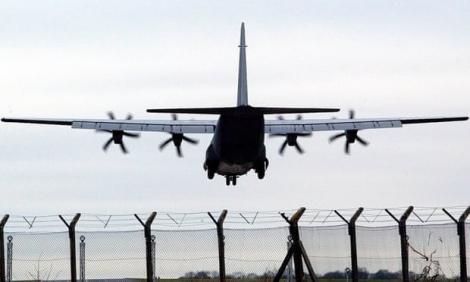 Tìm thấy các phần thi thể trong tai nạn rơi máy bay quân sự ở Chile