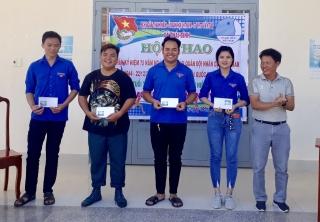 Hội thao Tuổi trẻ Châu Thành sắt son niềm tin với Đảng
