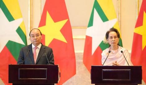 Myanmar mong muốn Việt Nam chia sẻ kinh nghiệm về giảm nghèo