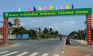 Năm 2020 Tây Ninh phấn đấu có 58 xã đạt chuẩn nông thôn mới