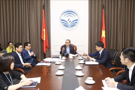Việt Nam đăng cai Hội nghị và Triển lãm Thế giới Số 2020