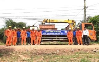 Điện lực Tây Ninh: Nỗ lực đưa ánh sáng đến các tuyến đường quê