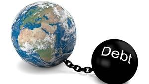 Khối nợ toàn cầu phình to
