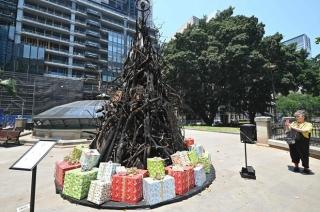 Australia đón Giáng sinh với 'cây thông bị thiêu rụi' vì cháy rừng