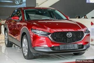 Mazda CX-30 - đàn em CX-5 cập bến Đông Nam Á