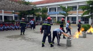 Tăng cường triển khai biện pháp phòng ngừa, ngăn chặn sự cố cháy nổ