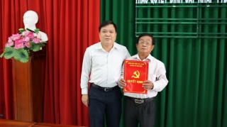 Gò Dầu: Sáp nhập Trung tâm Bồi dưỡng chính trị huyện vào Ban Tuyên giáo Huyện ủy