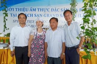 Nâng tầm đặc sản Tây Ninh