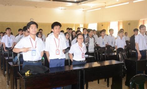 Khai mạc Kỳ thi chọn học sinh giỏi quốc gia
