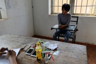 CA Tân Châu: Bắt đối tượng mua bán ma túy