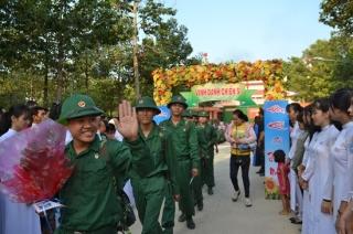 Bộ tư lệnh Quân khu 7: Kiểm tra công tác tuyển quân tại huyện Châu Thành