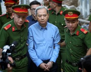 Ông Nguyễn Hữu Tín lĩnh án 7 năm tù