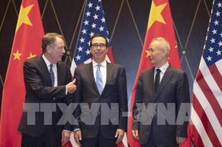 Thỏa thuận thương mại Mỹ-Trung có thể được ký vào tuần tới