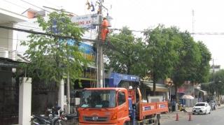 Điện lực Tây Ninh: Đảm bảo cung cấp đủ điện dịp Tết Nguyên đán