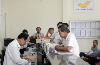 Công chức ngành Thuế sẽ tham gia bộ phận Một cửa cấp huyện và Trung tâm Hành chính công tỉnh