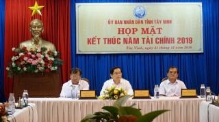 Năm 2020: Tây Ninh đề ra chỉ tiêu thu ngân sách nhà nước 10.000 tỷ đồng