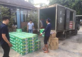CA Châu Thành: Tạm giữ số lượng hàng hoá không nguồn gốc