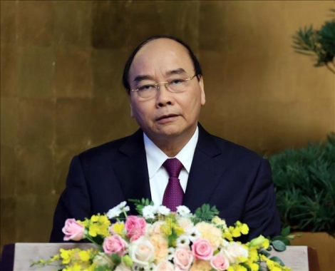 Thủ tướng dự Lễ ghi nhận xuất nhập khẩu hàng hóa vượt mốc 500 tỷ USD