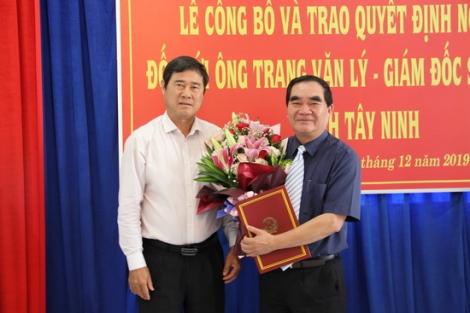 Trao quyết định nghỉ hưu cho Giám đốc Sở Ngoại vụ