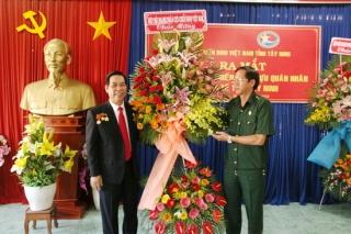 Ra mắt CLB Cựu chiến binh, cựu quân nhân làm kinh tế