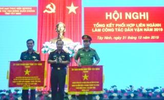 Tây Ninh: Gần 15 tỷ đồng thực hiện công trình, phần việc công tác dân vận 2019