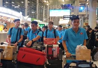 Đội tuyển U23 Việt Nam bắt đầu 'chiến dịch' lớn