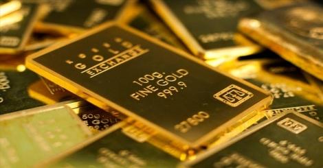 Giá vàng thế giới liên tiếp tăng chóng mặt
