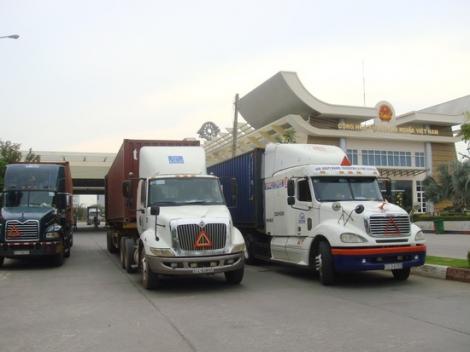 Năm 2019: Cửa khẩu Mộc Bài thu phí phương tiện gần 300 tỷ đồng