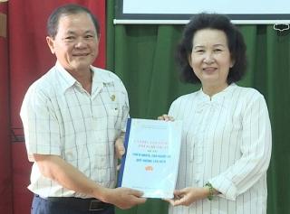 Công bố kết quả đợt thực tế sáng tác nghệ thuật tại huyện Tân Biên