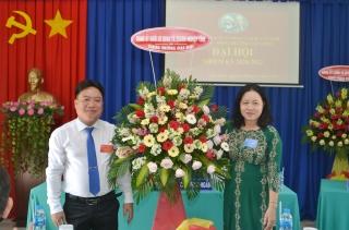 Chi bộ Nông trường cao su Cầu Khởi Đại hội đảng viên nhiệm kỳ 2020-2022