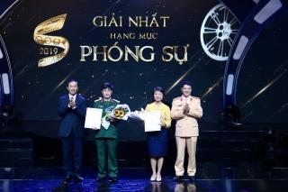Tây Ninh giành giải nhất Liên hoan phim toàn quốc về ATGT