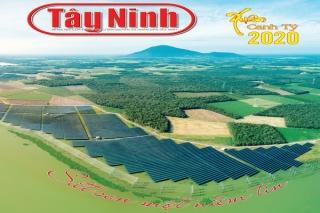 Đón xem Báo Tây Ninh Xuân Canh Tý 2020