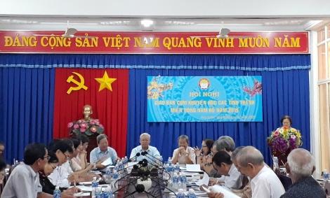 Giao ban Cụm Khuyến học các tỉnh thành miền Đông Nam bộ