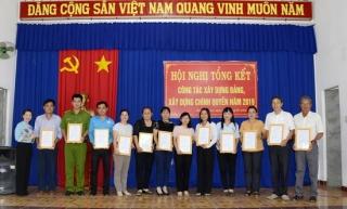 Phường Ninh Thạnh: Đã sẵn sàng cho đại hội