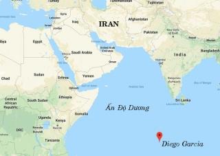 B-52 Mỹ 'sẵn sàng không kích Iran'