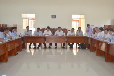 Hiệp Tân và Trường Hòa đạt 19 tiêu chí xây dựng NTM