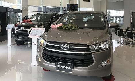 Lý do ôtô giảm giá ồ ạt trong 2019