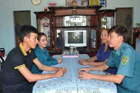 Châu Thành: Cơ bản hoàn thành công tác tuyển quân năm 2020