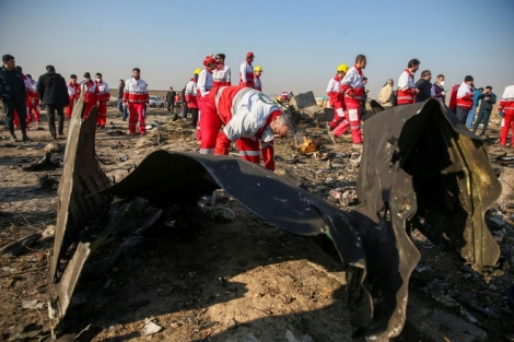 TT Trudeau: 'Iran có thể đã bắn hạ máy bay Ukraine bằng tên lửa'