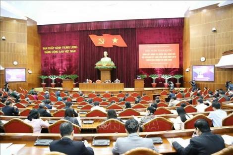 Hội nghị toàn quốc tổng kết công tác kiểm tra, giám sát của Đảng năm 2019