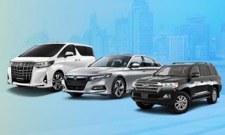 10 ôtô bán ít nhất thị trường Việt 2019
