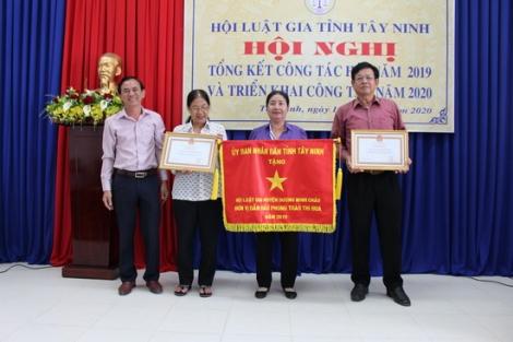 Hội Luật gia Tây Ninh tổng kết công tác Hội năm 2019